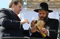Киевские евреи собираются судиться с Поповым за землю