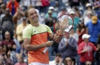 Долгополов вышел в полуфинал турнира ATP