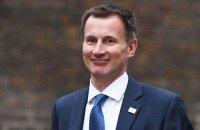 Глава МИД Британии поддержал кандидатуру Сенцова на премию Сахарова