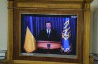 Янукович собрался к депутатам в Раду
