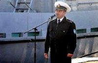 Начштаба украинского флота отстранили от должности из-за российского гражданства жены