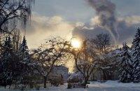 У четвер у Києві до -4 градусів морозу вночі, без опадів