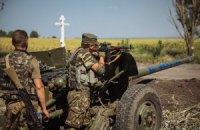 Террористы отступают от Новоазовска в сторону России, - СМИ