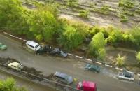 В Судаке эвакуировали 76 человек из-за схода селевого потока