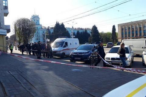 Поліція затримала підозрюваних у нападі на екс-кандидата в мери Кам'янського