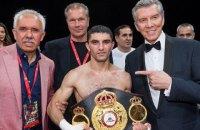 У листопаді в Києві пройде бій за пояс чемпіона світу з боксу