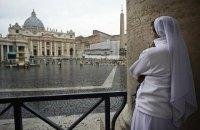 Ватикан закриє площу Святого Петра для туристів до 3 квітня через коронавірус