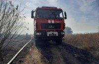 Пожежу у Дворічанському лісництві на Харківщині локалізовано