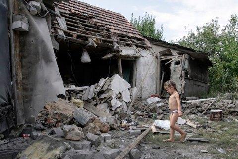 У результаті вибуху невідомого предмета в Донецькій області загинула дитина