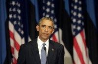 Обама побачив зв'язок між убивством Нємцова і війною на Донбасі