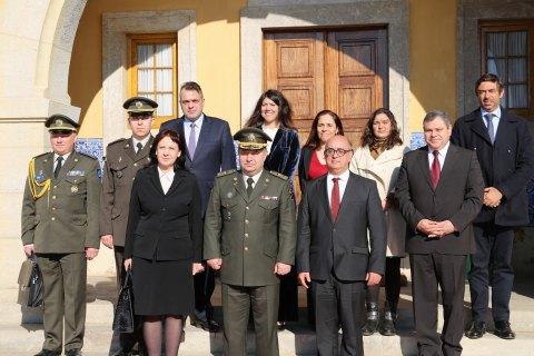 Португалія виділила Україні 200 тис. євро на нелетальне озброєння