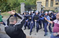 Милиция задержала 13 человек из-за столкновений между ультрас в Киеве