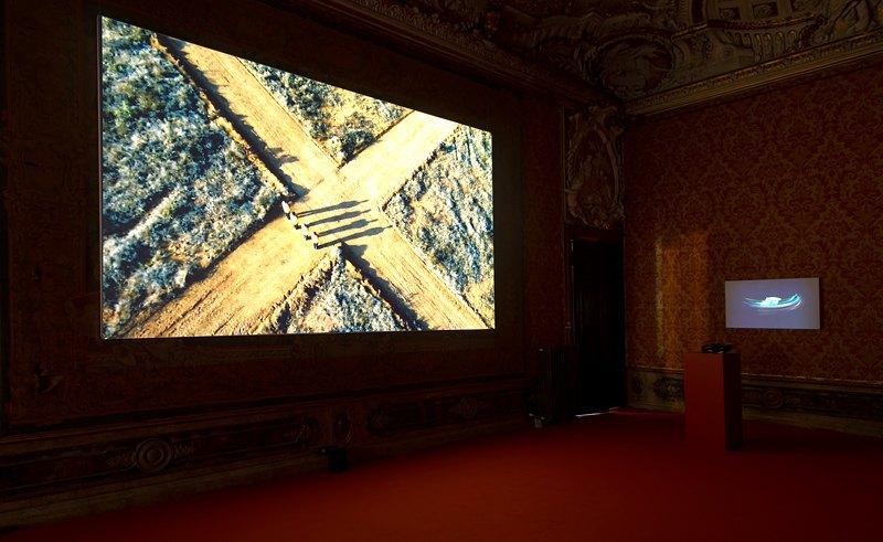 Синтия Марселле, Крестовый поход, Проект FGAP в Палаццо Попадополи