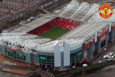 """Назва домашньої арени """"Манчестер Юнайтед"""" - """"Олд Траффорд"""" коштує 26 млн фунтів"""
