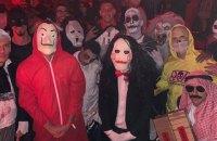 """""""Бавария"""" подверглась жесткой критике за костюм """"террориста"""" одного из своих игроков на Хэллоуин"""