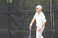 74-річна тенісистка зіграла в професійному турнірі ITF у Флориді
