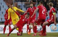 Україна може вимагати технічну поразку для Люксембургу