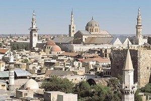 Сирійські повстанці пішли з центрального району Дамаска