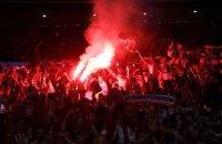 """Предсказуемой победой """"Атлетико"""" завершился финал Лиги Европы"""
