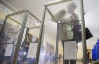 Избирательный участок в селе Лебединское Донецкой области начал работу в 16:15