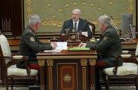 Лукашенко розпорядився посилити охорону кордону з Україною