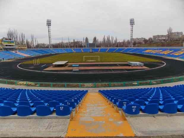 Стадион в Николаеве