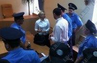 Последнее слово Тимошенко: со мной, как с Кирпой, не выйдет
