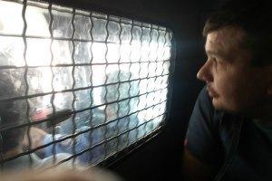 Міліція почала затримувати в Києві активистів проти скандальних законів