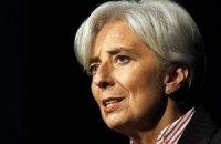 Лагард про економіку України: немає причин для паніки