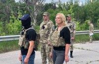 Україна забрала з ОРЛО ще 60 ув'язнених