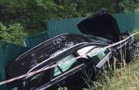 Винуватця загибелі цілої сім'ї в аварії під Києвом засудили на 10 років