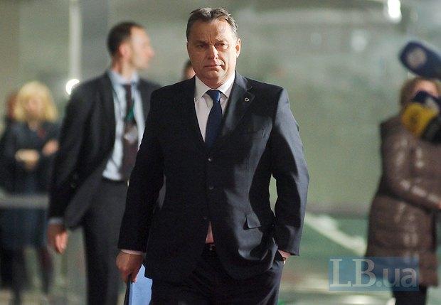 Министр-Председатель Венгрии Виктор Орбан
