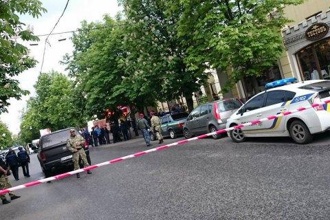 За підозрою в нападі на поліцейського у Харкові затримали його колегу