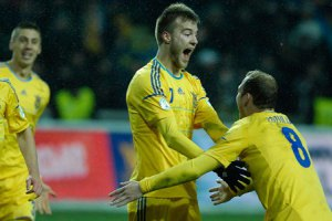 Украина против Франции сыграет в желтом