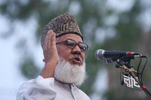 Лідера найбільшої партії Бангладеш засудили до страти