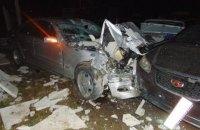 У Рівному в ДТП були пошкоджені 26 автомобілів