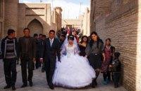 Влада Узбекистану має намір накласти обмеження на святкування весіль