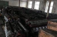 В Житомирской области нашли склад с 84 двигателями к танкам Т-72