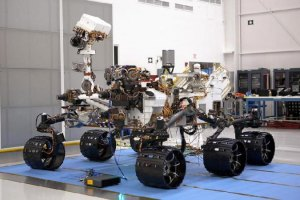 """NASA сфотографувало """"К'юріосіті"""" з орбіти Марса"""