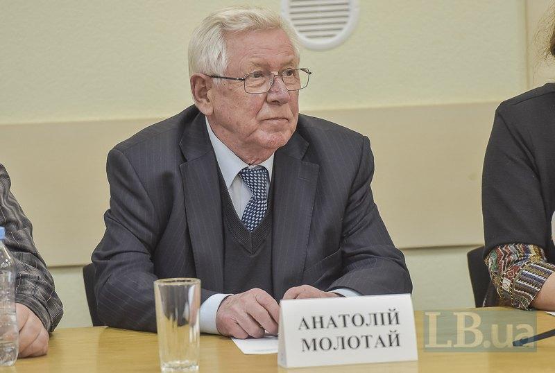 Анатолий Молотай