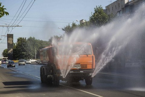 МОЗ Криму заявило, що в Армянську немає отруєнь хімречовинами