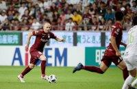Иньеста и Подольски в матче чемпионата Японии приняли участие в массовой драке