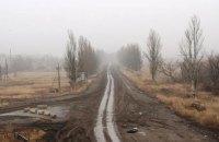 Украинский военный ранен на Донбассе в субботу