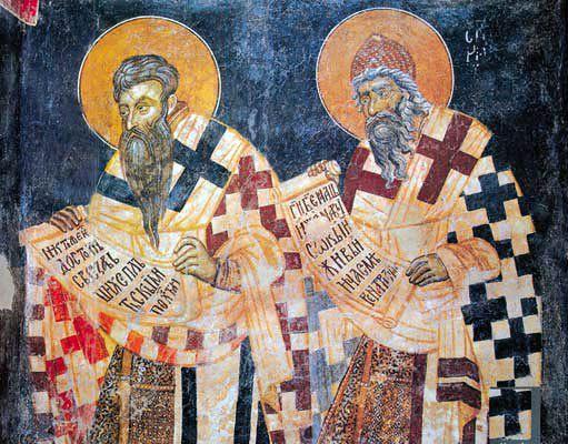 Можна сказати, що Кирило та Мефодій першими спонукали наших предків до європейського вибору