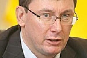 Луценко обещает порядок во время избирательной кампании