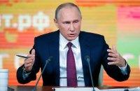 """Путин заявил, что не против присоединения США к """"нормандскому формату"""""""