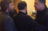 """Порошенко - Новинскому: """"Ты меня, с...а, обвиняешь?!"""""""