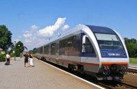 УЗ пустит рельсовый автобус из Ковеля в польский Хелм