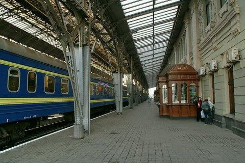 """""""Укрзализныця"""" восстанавливает курсирование поезда """"Львов-Ужгород"""""""