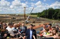 Кабмин выделит 56 млрд гривен на дорожные работы в следующем году
